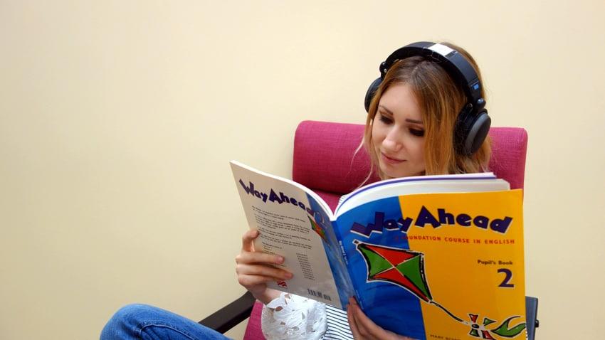 изучение языков с помощью метода Томатис