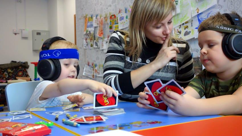 детский психолог в Бердске