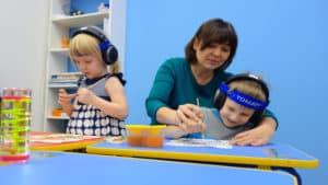 Детский психолог Центр Томатис-результат